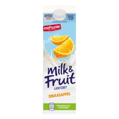 Melkunie Milk & Fruit Sinaasappel