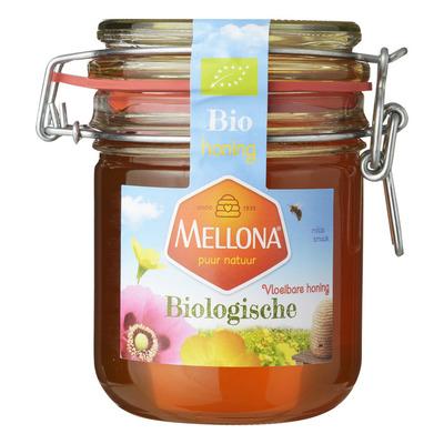 Mellona Vloeibare honing