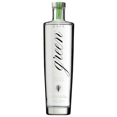Pure Green Organic vodka