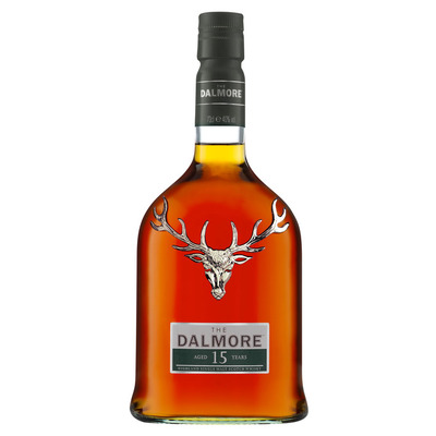 Dalmore Single malt Scotch whisky 15 years