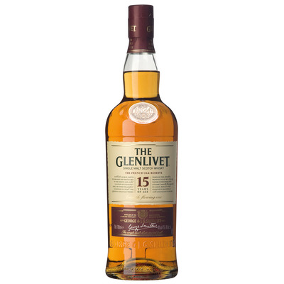 Glenlivet French Oak Reserve 15 Years Old