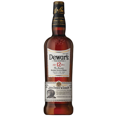 Dewar's Blended Scotch whisky 12 years