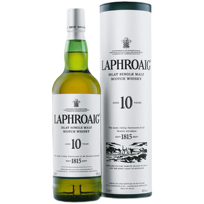 Laphroaig Islay Malt 10 years old