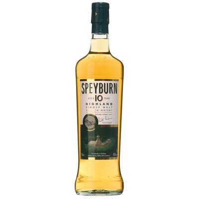 Speyburn Single malt Scotch whisky 10 years