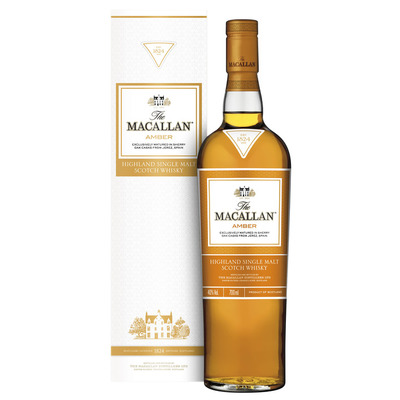 The Macallan Amber single malt Scotch whisky