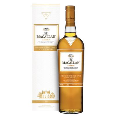 The Macallan Amber single malt Scotch whisky