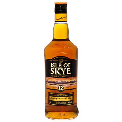 Isle of Sky Blended Scotch whisky 12 years