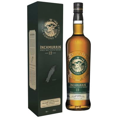 Inchmurrin Single malt Scotch whisky 12 years