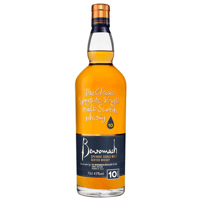 Benromach Single malt Scotch whisky 10 years