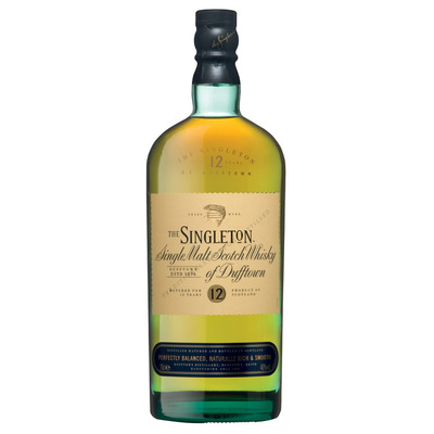 The Singleton Single malt Scotch whisky 12 years