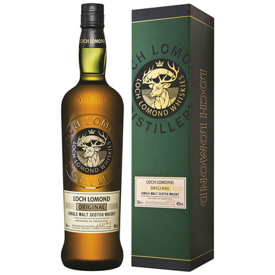 Loch Lomond Single malt Scotch whisky
