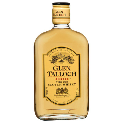 Glen Talloch Choice very old Scotch whisky