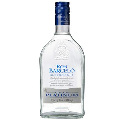 Ron Barceló Gran platinum rum