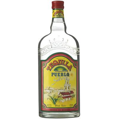 Pueblo Tequila silver