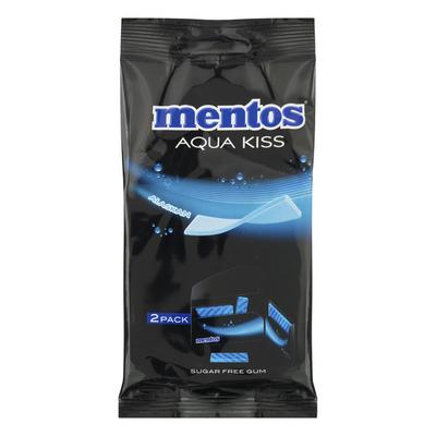 Mentos Gum Aqua kiss Alaskan