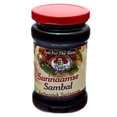 Swiet Moffo Surinaamse sambal