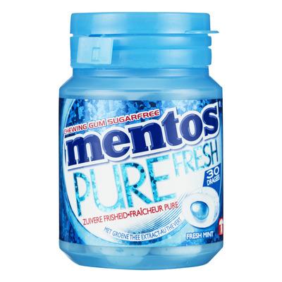 Mentos Gum Bottle pure fresh