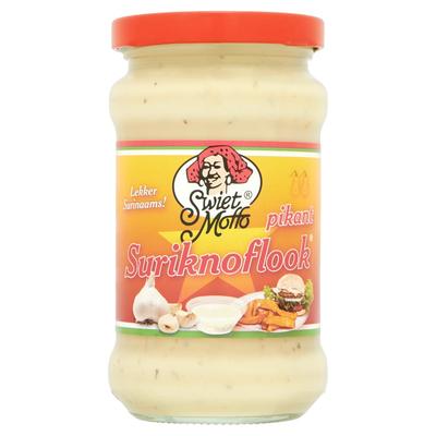 Swiet Moffo Suriknoflook Pikant 270 ml