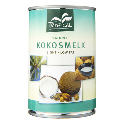 Tropical Kokosmelk