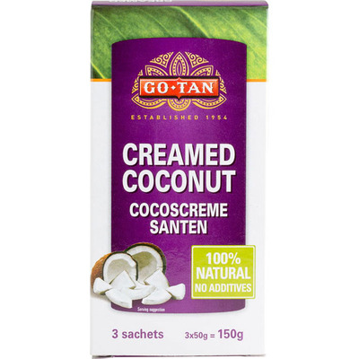 Go-Tan Cocos crème santen