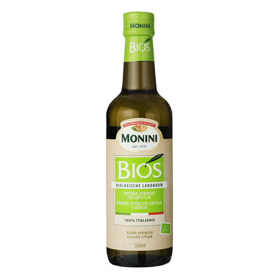 Monini Bios organic extra virgin olive oil