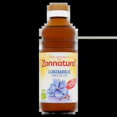 Zonnatura Lijnzaadolie
