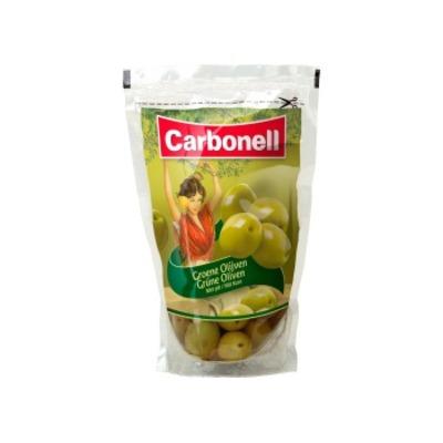 Carbonell Groene olijven met pit