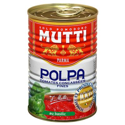 Mutti Polpa au basilic