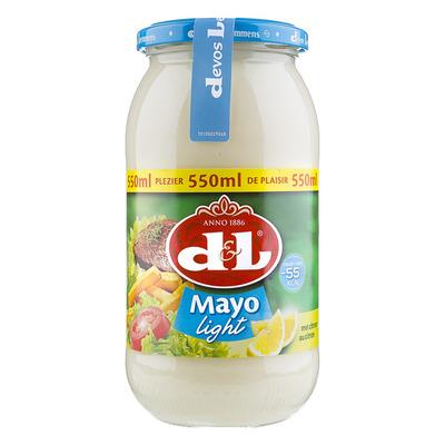 Devos Lemmens Mayonaise light citroen