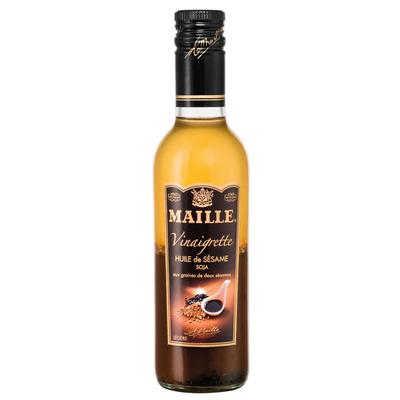 Maille Vinaigrette huile de sésame soja