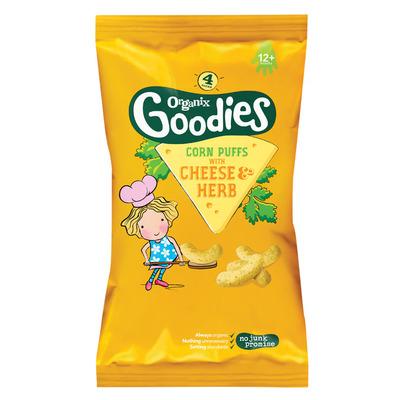Organix Goodies kaasknabbels 12 mnd