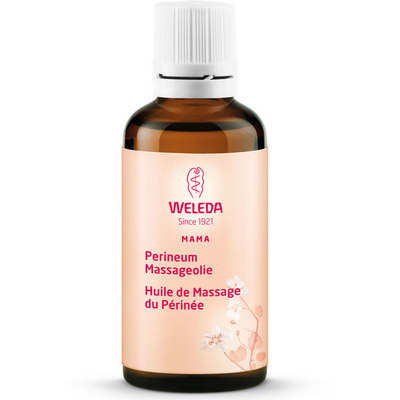 Weleda Perineum massage olie