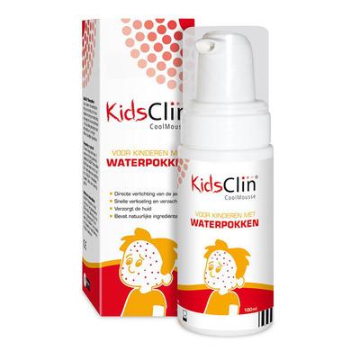 KidsClin Coolmousse voor kinderen met waterpokken