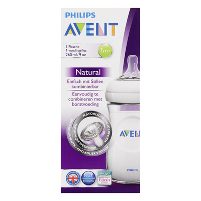 Avent Natural zuigfles 330 ml