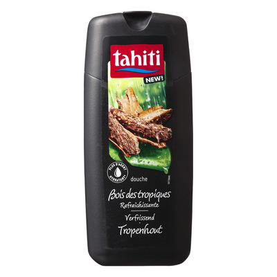 Tahiti hydraterende vanillemelk