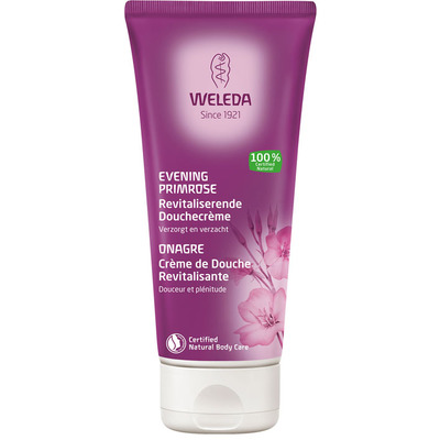Weleda Evening primrose revitaliserende douche