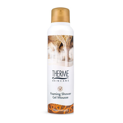 Therme Hammam foaming shower mousse
