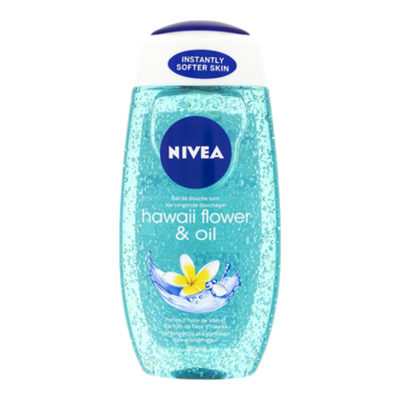 Nivea Douchegel Hawaii flower  oil