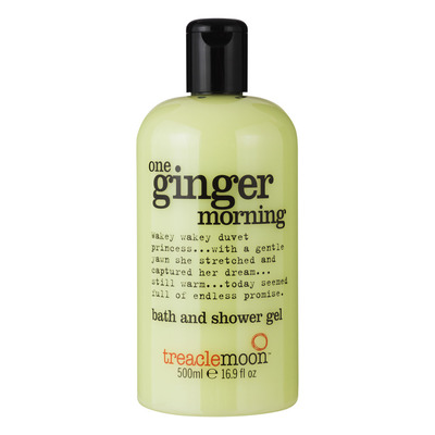 Treaclemoon One ginger morning bath and shower gel