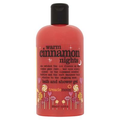 Treaclemoon Warm cinnamon nights bath and shower gel