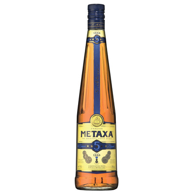 Metaxa Brandy 5*