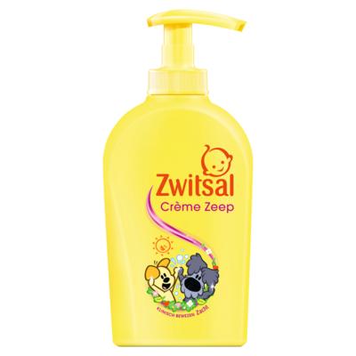 Zwitsal Crème zeep pomp Woezel & Pip