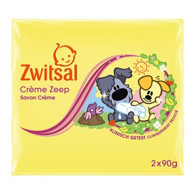 Zwitsal Woezel & Pip zeep