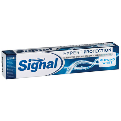 Signal Expert protection white