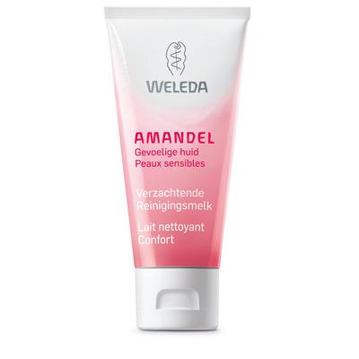 Weleda Amandel verzachtende reinigingsmelk