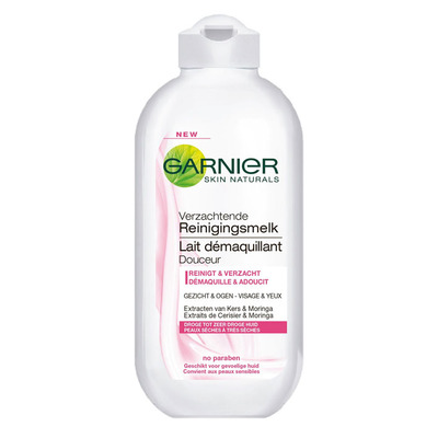 Garnier Clean en soft reinigingsmelk