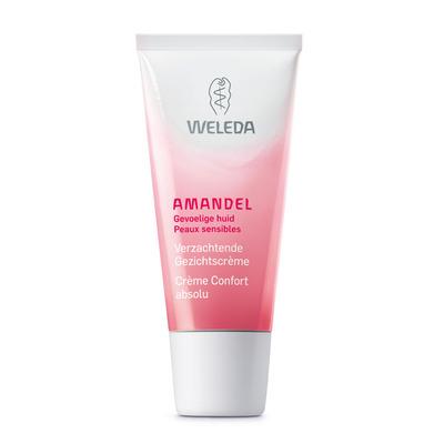 Weleda Amandel verzachtende gezichtscrème