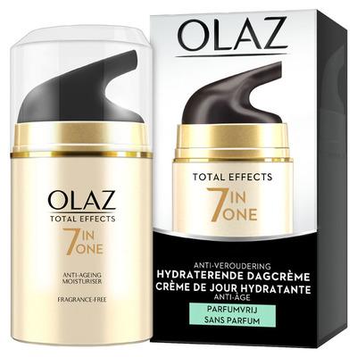 Olaz Total effects hydr. dagcrème parfumvrij