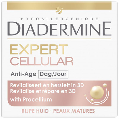 Diadermine DD cellular expert 3D day