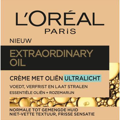 L'Oréal Revitalift ultra lichte dagcrème